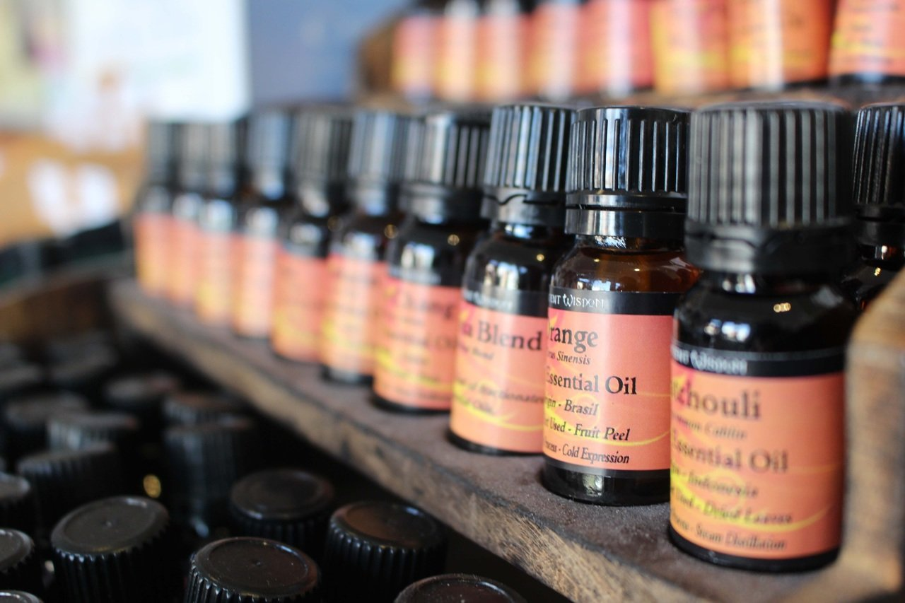 essential oil for canker sore